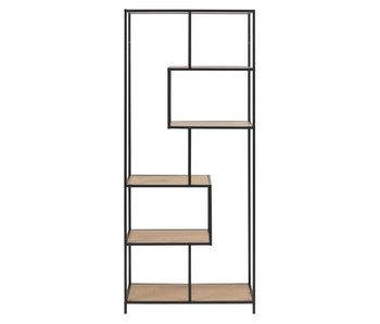 Seaford Bookcase 77x35x185