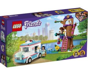 LEGO 41445 Friends Ambulance Animale