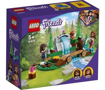 LEGO 41677 Friends : Cascade dans les bois
