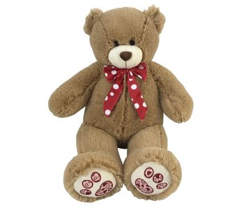 Ours avec arc - 35 cm