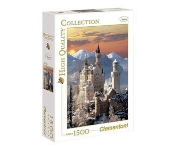 Puzzle HQC Neuschwanstein - 1500 pièces