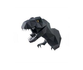3D Papiervouwen - Dinosaurus (18.9x12.6x23.6cm)
