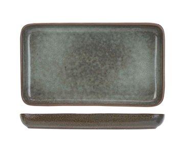 Bento-concept bord 23,5x13,5cmrechthoek