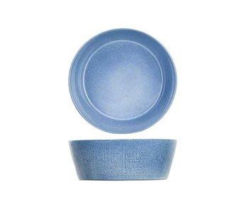 Saladier bleu Sajet d20xh7.2cm