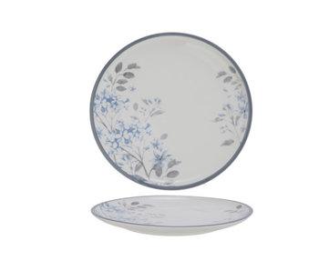 Assiette plate Louisette d27cm porcelaine neuve