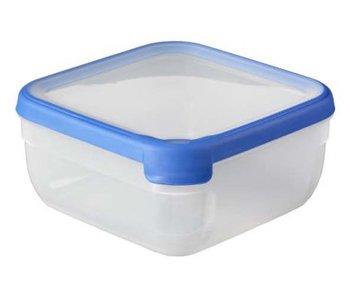 Chef@home boîte de produits frais trans-blasrp 2,5l20x20x9,5cm carré