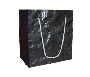 Knitterbox mini met koord zwart1,85l 14x9x14.7cm ppi 10.5