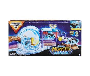 Monster Jam Monster Jam - Power Wash Playset 3+