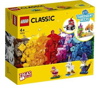 LEGO 11013 Pierres transparentes créatives