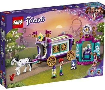 LEGO Lego Friends 41688 La caravane magique