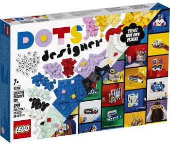 LEGO Lego 41938 Dots - Boîte au design créatif