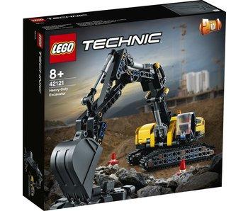 La pelle lourde Lego Technic 42121