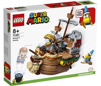 LEGO Lego 71391 Super Mario - Ensemble d'extension : Le dirigeable de Bowser
