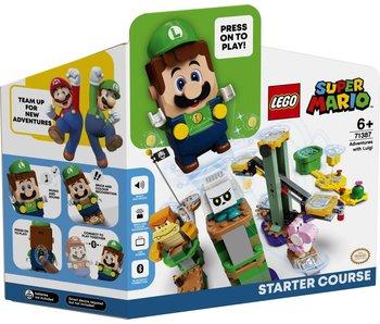 LEGO Lego 71387 Super Mario - Aventures avec Luigi Starter Set
