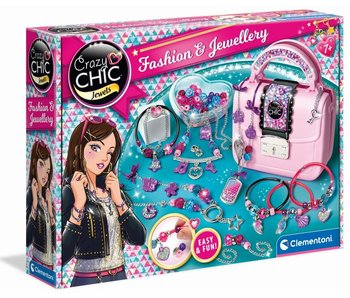 Crazy chic fashion & jewellery