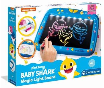 Baby Shark - Magic Light Board  / 4+