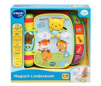 Vtech NL - magisch liedjesboek - blauw