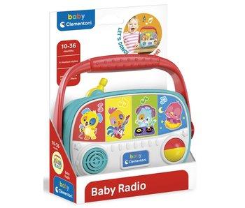 Radio bébé - 10m+