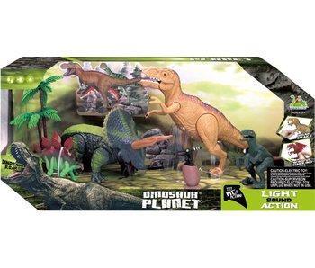 Dinosaure Son et lumière  3+