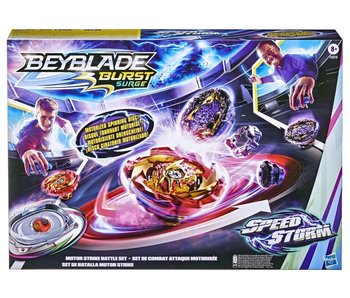 Beyblade Speedstorm Motor Strike Battle Set