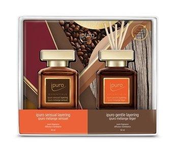 Ipuro Essentials Set 2x50 ml Sensual + Gentle Layering
