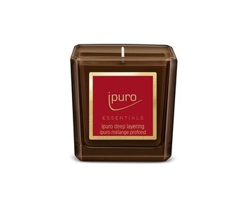 Ipuro Essentials bougie 125gr mélange profond