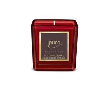 Ipuro Essentials kaars 125gr Mystic Layering