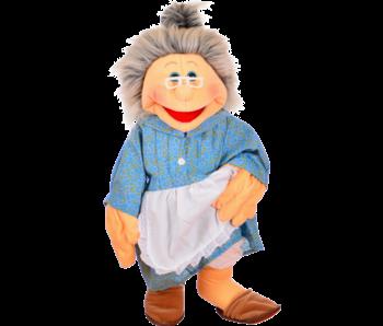 Living Puppets Grand-mère - marionnette 65 cm