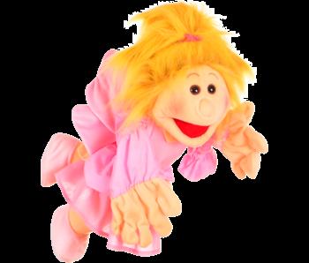Living Puppets Felicia - la fée - Marionnette à main 45 cm