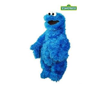 Sesamstraat Petit monstre cookie - marionnette 45 cm Rue Sésame
