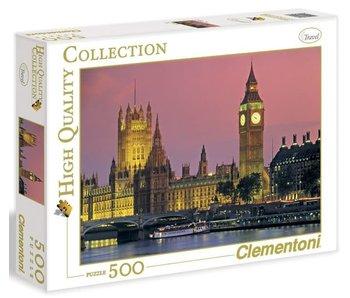 Puzzle HQC Londres - 500 pièces