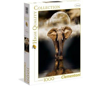 Puzzle HQC L'éléphant - 1000 pièces