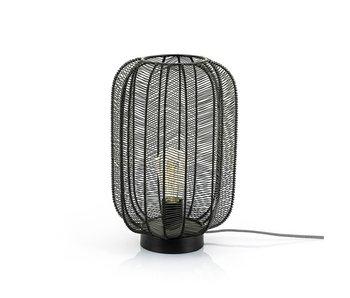 Lampe de table Carbo - noir