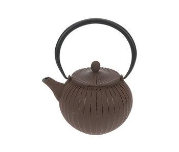 Lantern coffee theepot met filter tsp801,2l gietijzer