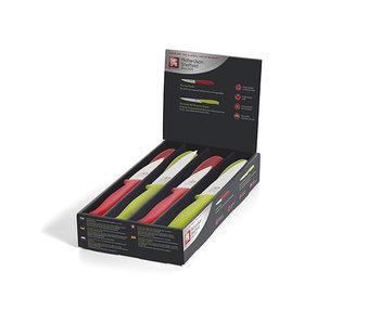 Richardson 10x couteau d'office10x couteau de ménage avec affichage golf s20