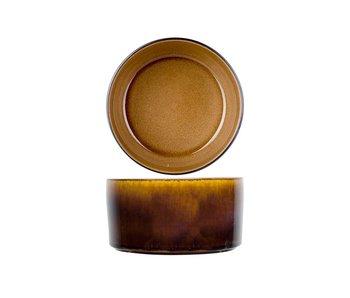 Quintana amber kom d22,5xh11,7cm