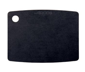 Tablas snijplank zwart 30,5x23cmnsf approved