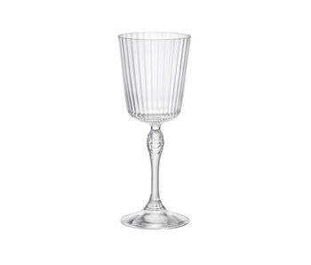 America's cocktailglas 24cl set 4