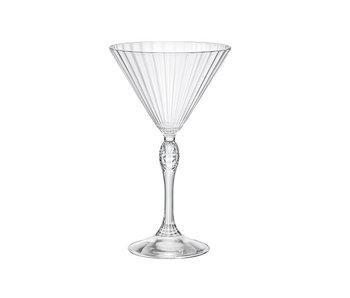 America's martiniglas 24cl set 6