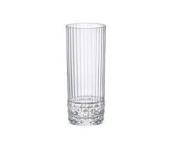 America's longdrinkglas 40cl  set 6