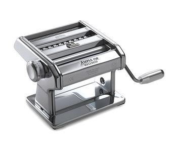 Ampia compact pastamachine 3 type pastalasagne fettuccine taglioline 180mm