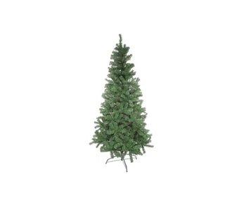 Boom woodland pine 210cm d109cm 863tronde tippen - plooitakken - voet metaal