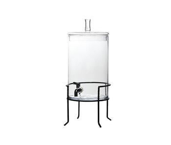 Distributeur de jus sur pied 7,5 litres d28,5cm