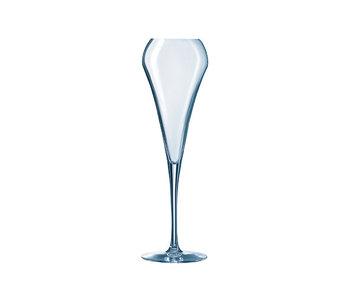 Open up champagneglas 20cl set6