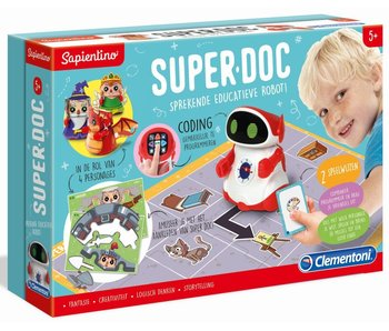 NL - Spelend leren: SuperDoc 5+