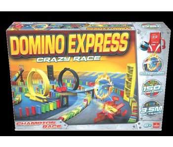 Domino Express: Crazy race 6+