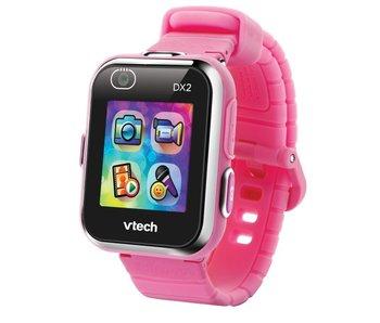 Vtech NL - Kidizoom Smartwatch DX2 - roze (nederlandstalig) 5+