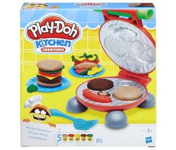 Play-Doh - Burger Barbecue 3+