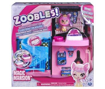 Zoobles - Coffret Manoir Magique