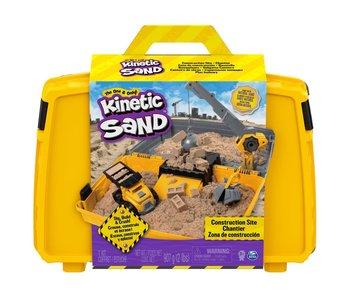 Kinetic Sand - Construction Folding Sandbox (907G)